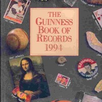The Guinness Book of Records 1994 (Guinness World Records)
