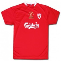 Liverpool Champions League Shirt