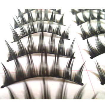 Thick Long Hot Deal Hot Sale Sexy Handcrafts 10-pairs False Eyelashes [6532795463]