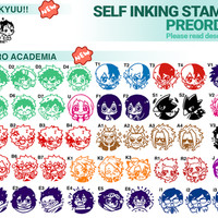 Stamps [BNHA + 1HQ] from CHUINNY