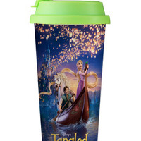 Tangled Disney Double Wall Mug, Custom Double Wall Mug, Custom Double Wall Cup