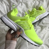 Nike Presto neon Shoes Sneakers