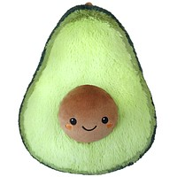 "Squishable 15"" Comfort Food Avocado"