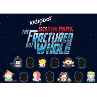 South Park The Fractured But Whole Mini Series Blind Box - Pre-order