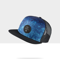Check it out. I found this Nike Shibori Trucker Hat at Nike online.