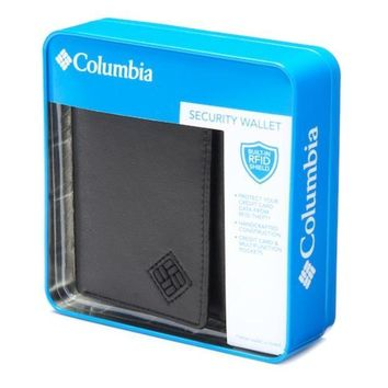 ESB7GX Men's Columbia Trifold Security Wallet