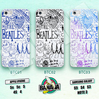 The Beatles, Hippies, Band, iPhone 5 case, iPhone 5S case, iPhone 5c case, Phone case, iPhone 4 Case, iPhone 4S Case, Phone Skin, BTC01