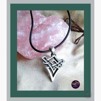 Celtic Arrow Necklace