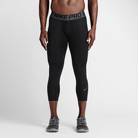 Nike Pro Hypercool Three-Quarter