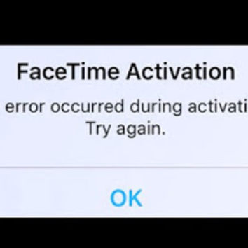 An Occurred during Activation Face time on MacBook - Get Easy Steps to Fix it