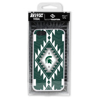 Michigan State Spartans Paulson Designs Tribal Case for iPhone® 5/5s