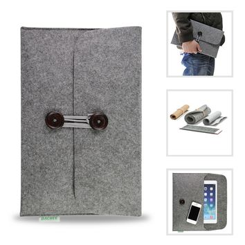 13inch Wool Felt Sleeve Macbook Air and Pro 13 Case