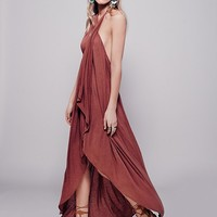 Free People Eternal Wrap Maxi