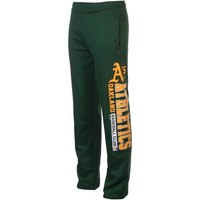 Majestic Oakland Athletics Fleece Pants - Green