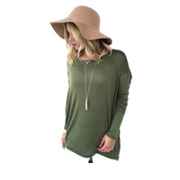 Forrest Trails Jersey Top