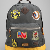 Urban Outfitters - Spurling Lakes Patches Backpack