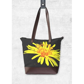 Dandelion Statement Bag