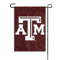 Texas A&M Aggies NCAA Mini Garden or Window Flag (15x10.5)