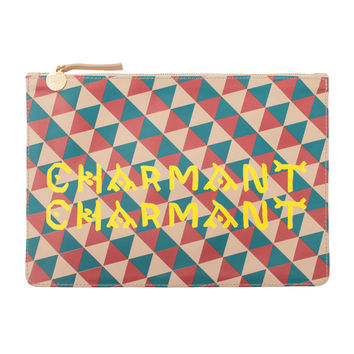 Wear LACMA Margot Clutch