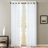 Skyline Sheer Grommet Window Curtain Panels