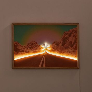Desert Road Neon Sign | Urban Outfitters