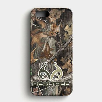 Realtree Ap Camo Hunting Outdoor iPhone SE Case
