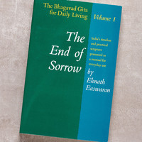 Volume 1: The End of Sorrow