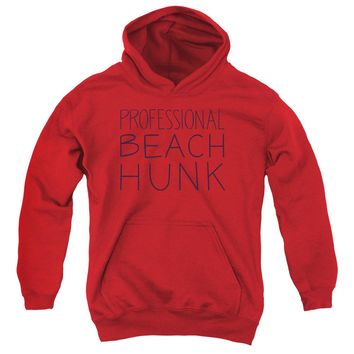 Steven Universe - Beach Hunk Youth Pull Over Hoodie