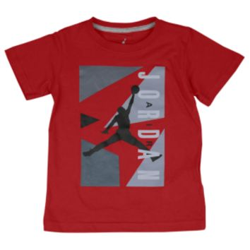 Jordan AJ Block T-Shirt - Boys' Preschool at Kids Foot Locker