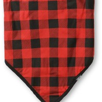 Empyre Waybacks Plaid Face Mask