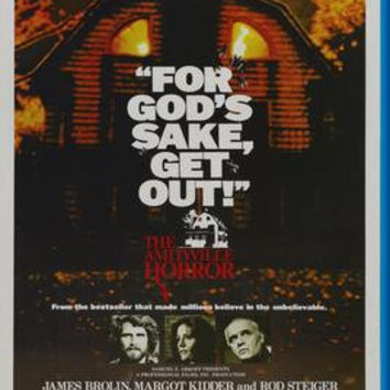 Amityville Horror Movie Poster 24inx36in