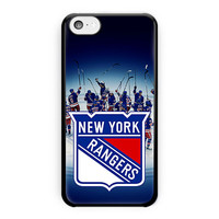 New York Rangers Nhl Team Sport iPhone 5C Case
