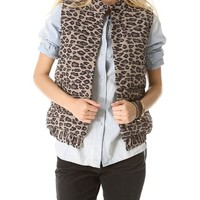 Sea Puffer Vest | SHOPBOP | Use Code: EXTRA25 for 25% Off Sale Items