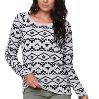 Billabong Happy Lately Pullover Fleece - Womens Hoodie