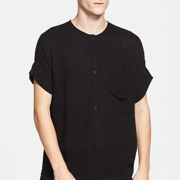 Men's Chapter 'Auno' Short Sleeve Henley