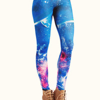 galaxy-leggings BLUEMULTI - GoJane.com