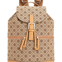 Giani Bernini Annabelle Chain Signature Backpack, Only at Macy's   macys.com