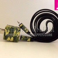 iPhone 5 Charger - Camo Camoflouge Combat  iPhone 5 Charger