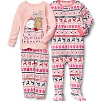 Baby Clothing: Toddler Girl Clothing: we love these sleepwear | Gap