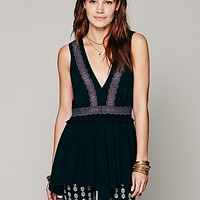 Intimately Womens Eyelet Tunic -
