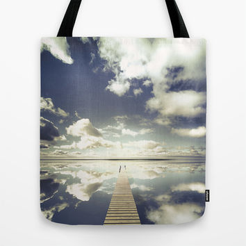 Vanity Tote Bag by HappyMelvin