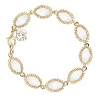 Jana Bracelet in White Pearl - Kendra Scott Jewelry