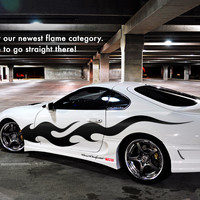 Fear7FX | Buy quality Custom Car Graphics, Decals, SunStrips, Lettering, Racing Stripes, JDM for Cars, Bikes, Trucks, Motorcycles using High Performance MACtac vinyl.