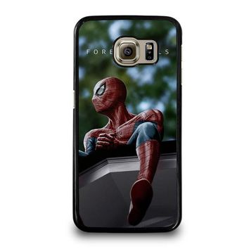 SPIDERMAN J. COLE FOREST HILLS Samsung Galaxy S6 Case Cover