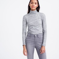 Tissue turtleneck T-shirt : Women Long sleeve | J.Crew