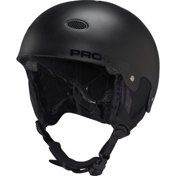 Pro-tec B2 Snow Audio Force Helmet Black,