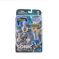 "Sonic and The Black Knight Sir Lancelot Shadow 4"" Action Figure"