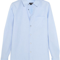 A.P.C. Atelier de Production et de Création - Cotton-poplin shirt