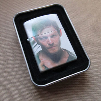 Walking Dead Daryl Dixon inspired lighter