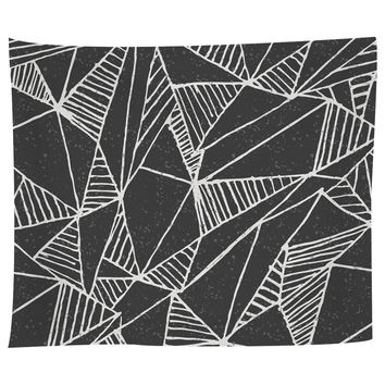 Geometric Textures Tapestry